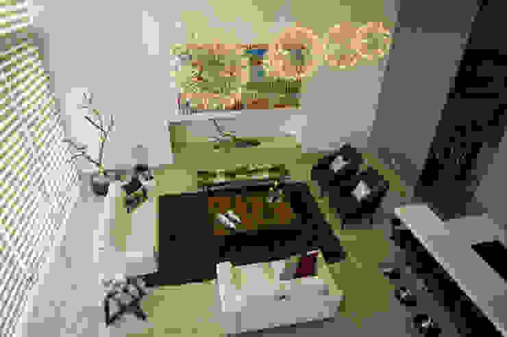 Estancia. Salones modernos de Dovela Interiorismo Moderno