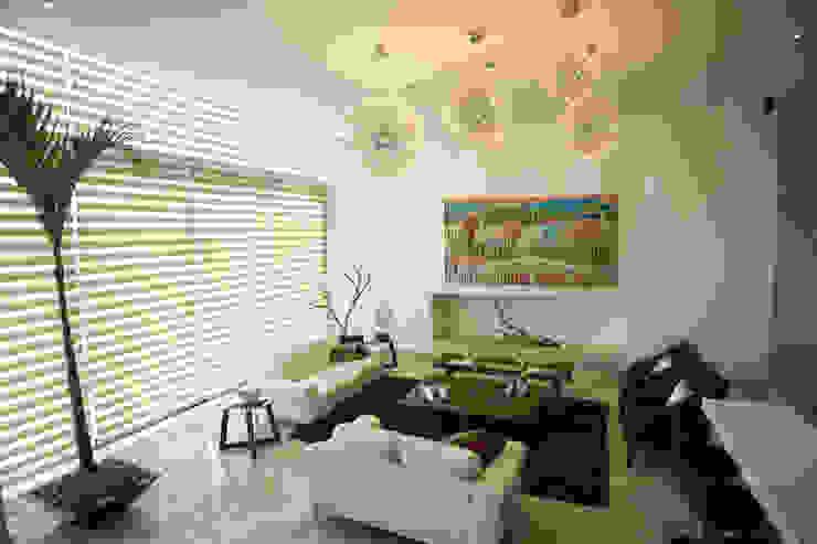 Estancia.: Salas de estilo  por Dovela Interiorismo, Moderno