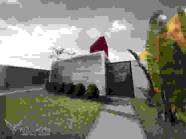 Wagon Casas modernas por Nankyn Arquitetura & Consultoria Moderno