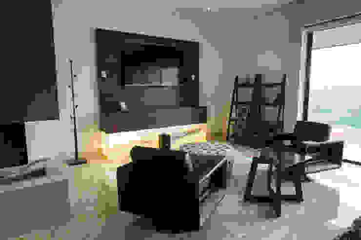 Un acogedor espacio para disfrutar en pareja. de Dovela Interiorismo Moderno