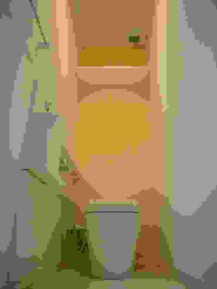 光と空間の家 モダンスタイルの お風呂 の 株式会社北海道ハウス モダン