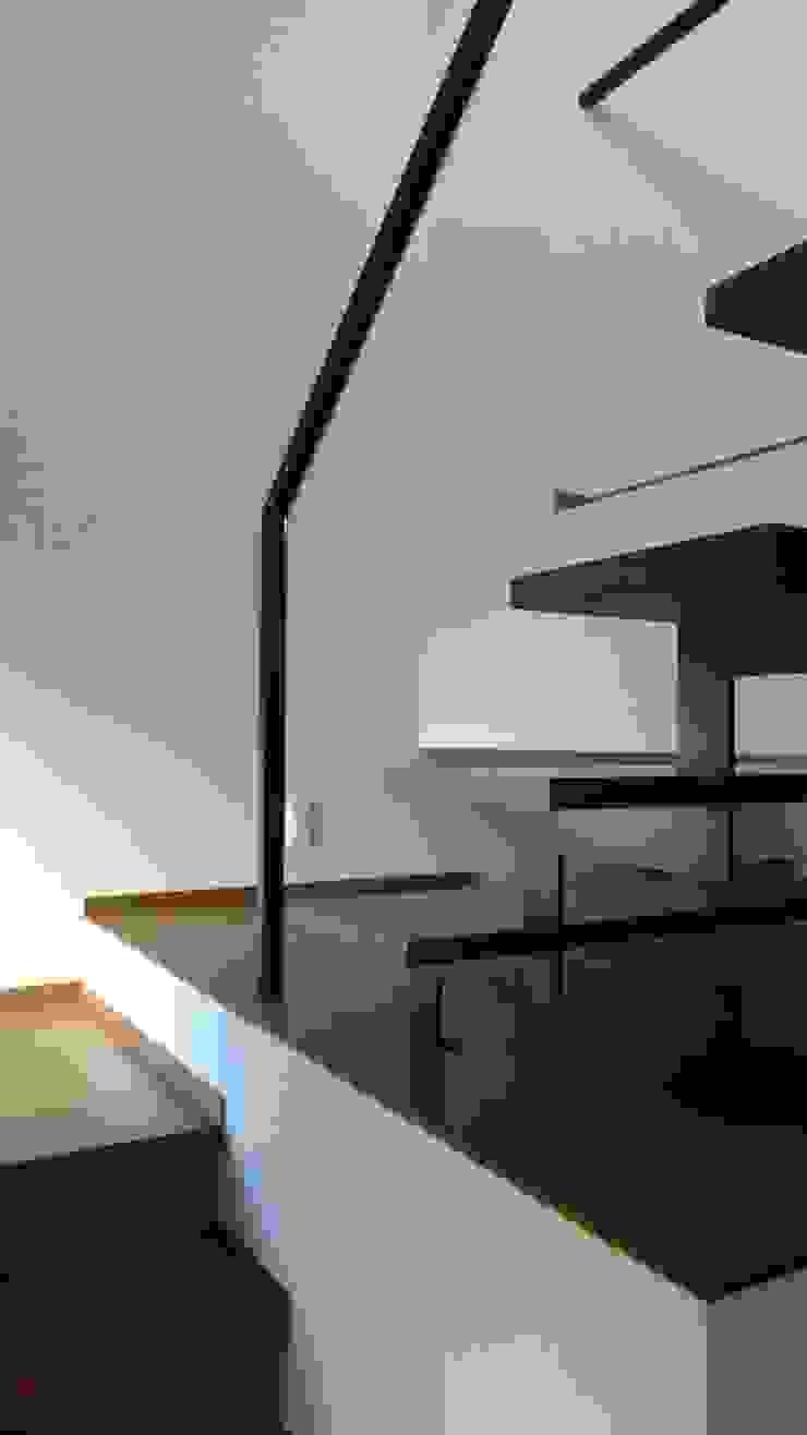 MK モダンスタイルの 玄関&廊下&階段 の 牧戸建築環境設計事務所 モダン