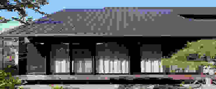 MK モダンな 家 の 牧戸建築環境設計事務所 モダン