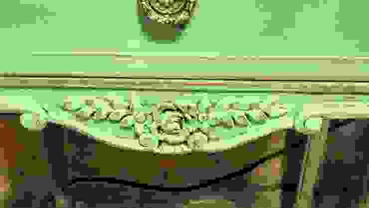MESITAS DE LUZ de Muebles eran los de antes - Buenos Aires Clásico Madera maciza Multicolor