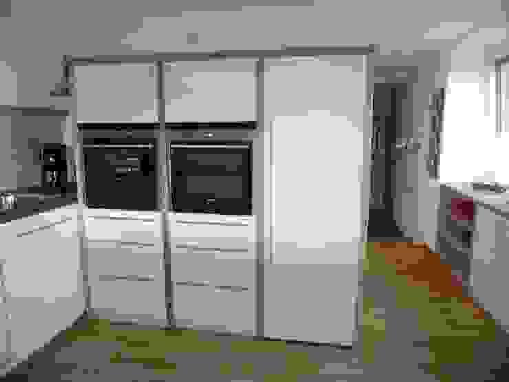 Tischlerei Charakterstück Modern kitchen