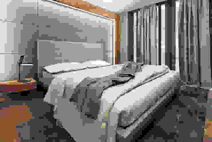 Avogadri simone archi3d Country style bedroom