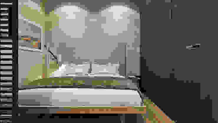 rudakova.ru Eclectic style bedroom