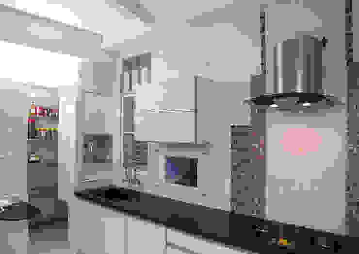 KITCHEN Minimalist kitchen by VERVE GROUP Minimalist