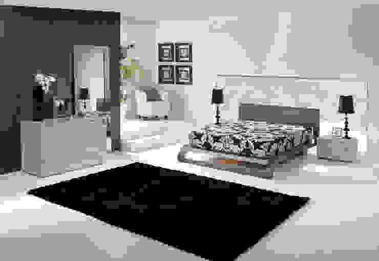 Bedroom by Intense mobiliário e interiores;,