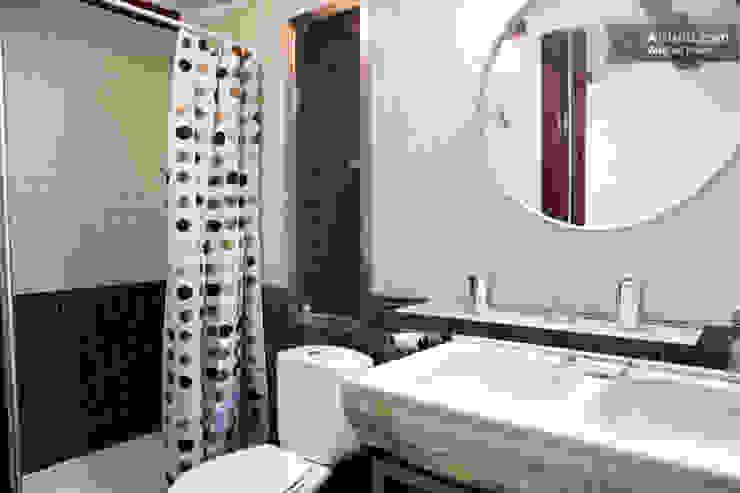 Baño de recuperación Upper Design by Fernandez Architecture Firm Colonial style bathroom