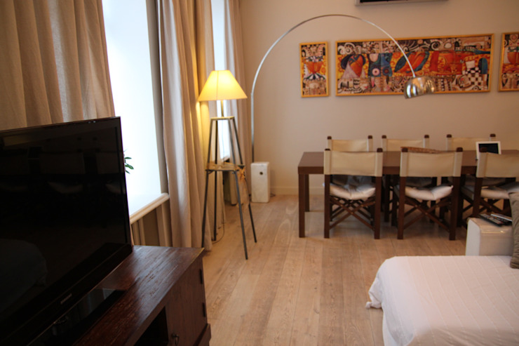 에클레틱 거실 by Circus28_interior 에클레틱 (Eclectic)