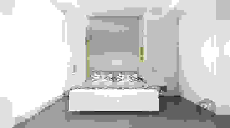 Dormitorios de estilo moderno de ATELIER OPEN ® - Arquitetura e Engenharia Moderno