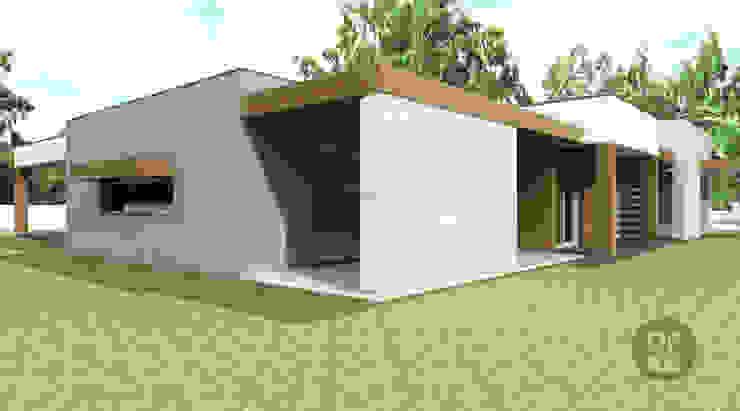 Modern houses by ATELIER OPEN ® - Arquitetura e Engenharia Modern