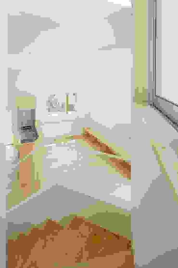 昭和町の住宅: 一級建築士事務所 上野アトリエが手掛けたミニマリストです。,ミニマル