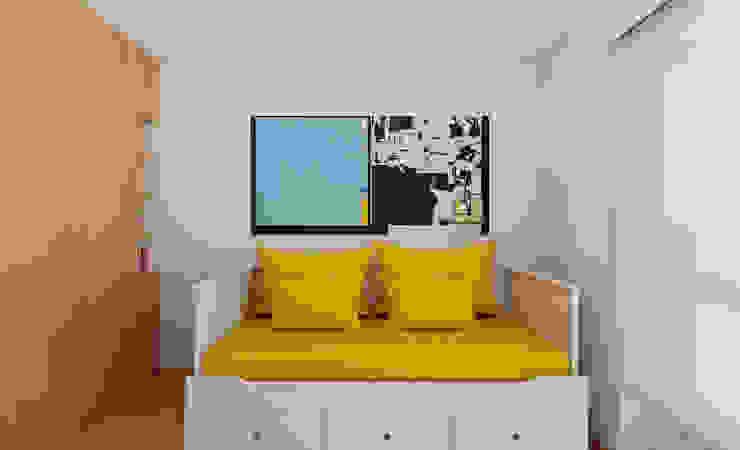Apartamento Ikea: Quartos de criança  por José Tiago Rosa