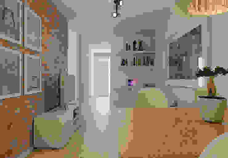 Living room by José Tiago Rosa, Minimalist