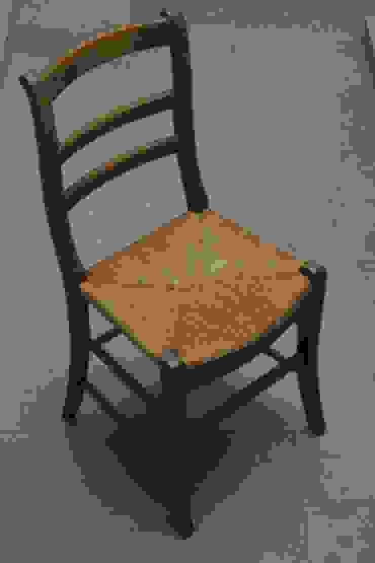 Sillas Francesas de BÖHÖ Clásico Madera Acabado en madera