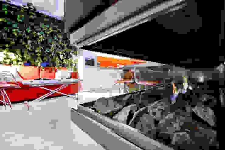 Minimalistische keukens van ALLARTSDESIGN Minimalistisch Spaanplaat
