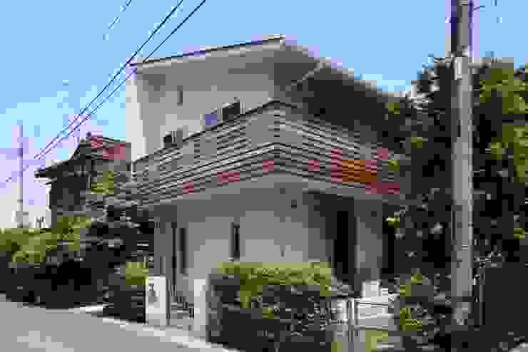 컨트리스타일 주택 by アトリエグローカル一級建築士事務所 컨트리