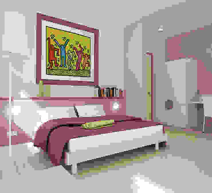 B&B Rubina Belfiore Emanuela de Caro Hotel moderni Viola/Ciclamino