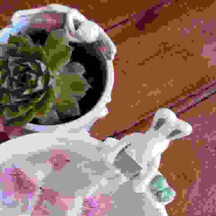 Maceta de cerámica Antonio de Almacén Feliz Escandinavo Cerámica