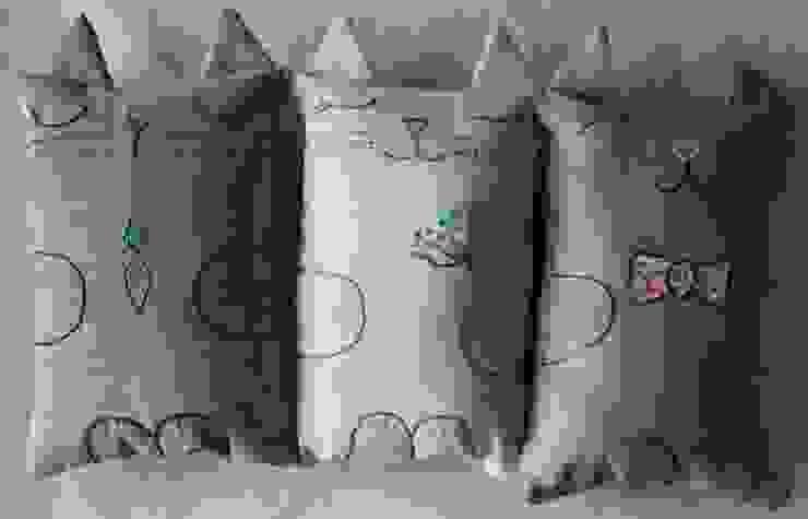 Que sepa coser, que sepa bordar… de Almacén Feliz Clásico Lino Rosa