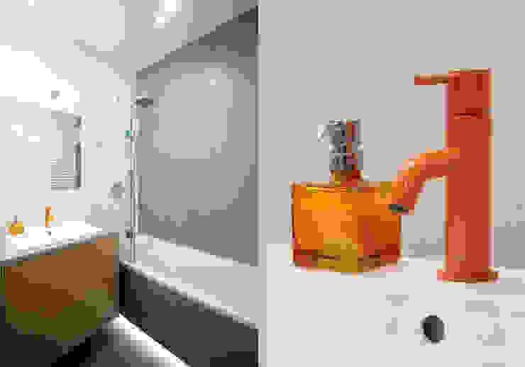 Modern bathroom by Kołodziej & Szmyt Projektowanie wnętrz Modern