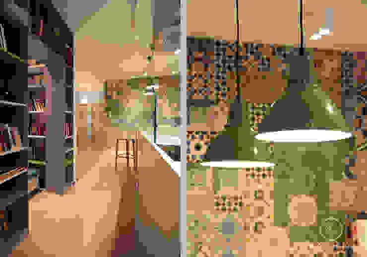 Kitchen by Kołodziej & Szmyt Projektowanie wnętrz, Tropical