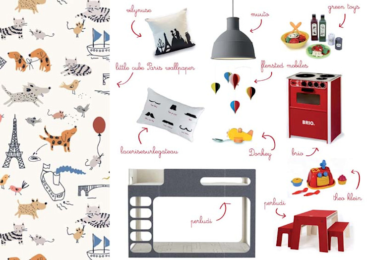 amisuradibimbo Nursery/kid's roomAccessories & decoration