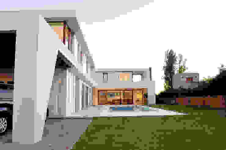 Ramirez Arquitectura Vilas Vidro Branco