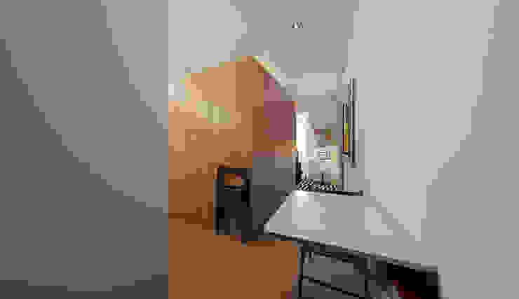 Micro Loft Cozinhas minimalistas por José Tiago Rosa Minimalista