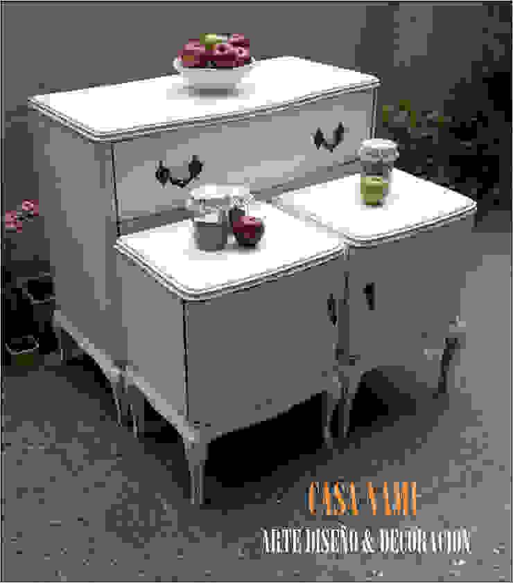 van CASA NAMU arte diseño & deco Mediterraan Hout Hout