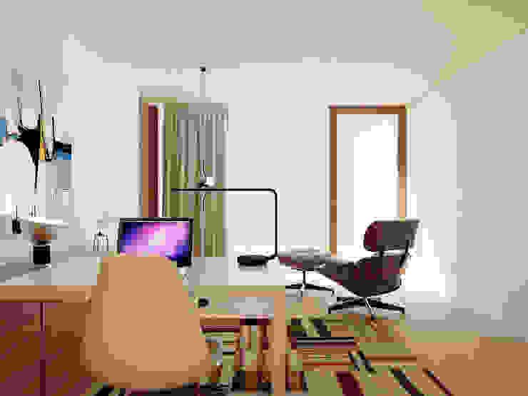 Рабочие кабинеты в . Автор – José Tiago Rosa, Модерн
