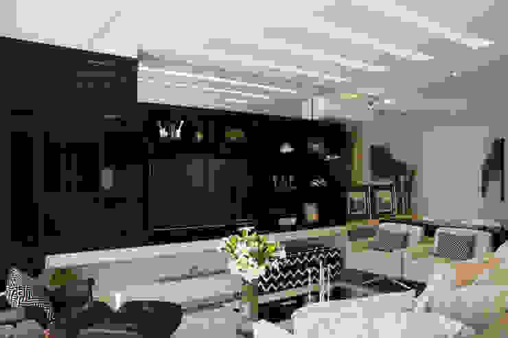 Modern living room by marli lima designer de interiores Modern