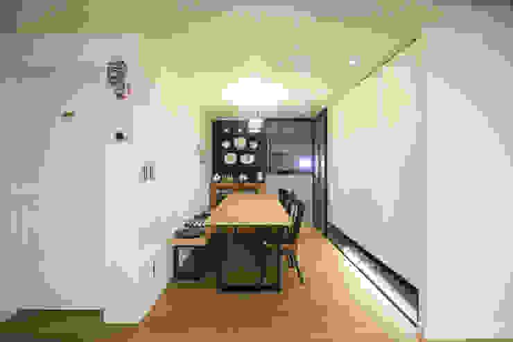 Ruang Makan by 홍예디자인
