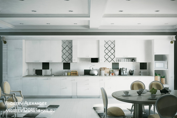 Кухня от Андреев Александр Классический