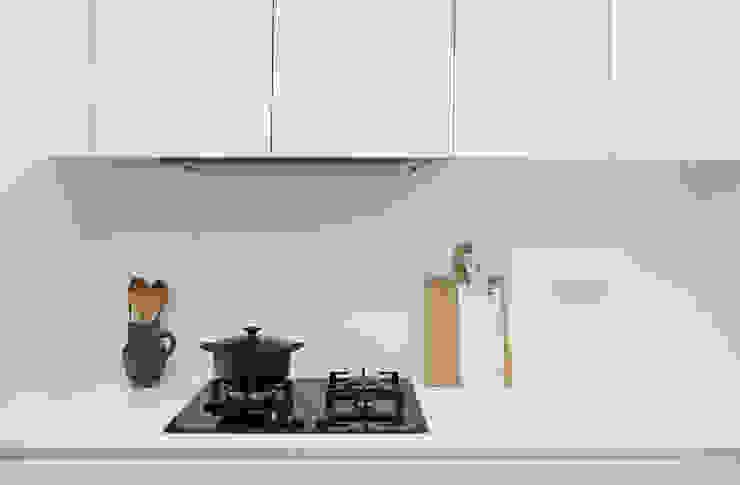 Reforma cocina Portuene Cocinas minimalistas de homify Minimalista
