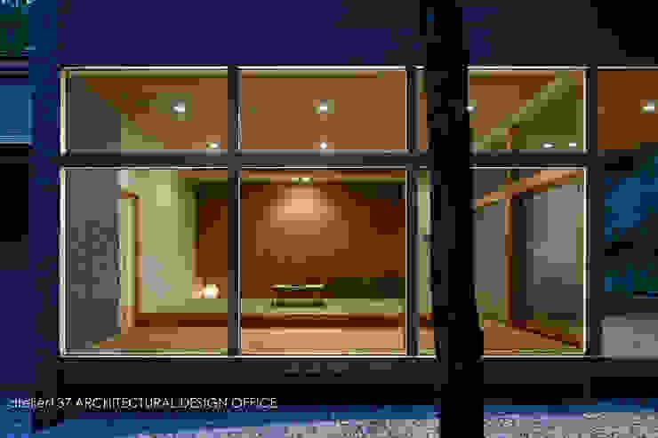 040軽井沢Cさんの家(増築) モダンな 家 の atelier137 ARCHITECTURAL DESIGN OFFICE モダン