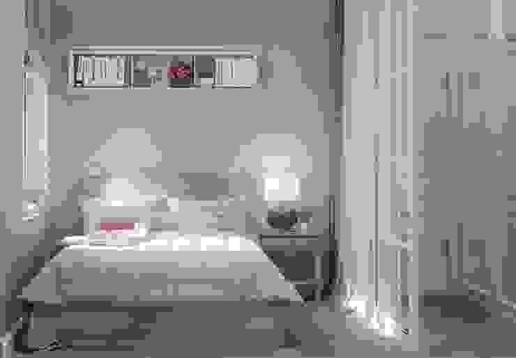 Спальня Спальня в скандинавском стиле от Ольга Бондарь Скандинавский