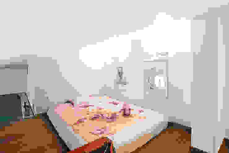 Интерьер студии ул. Дальняя Спальня в стиле лофт от design-bureau 'DEPO' Лофт