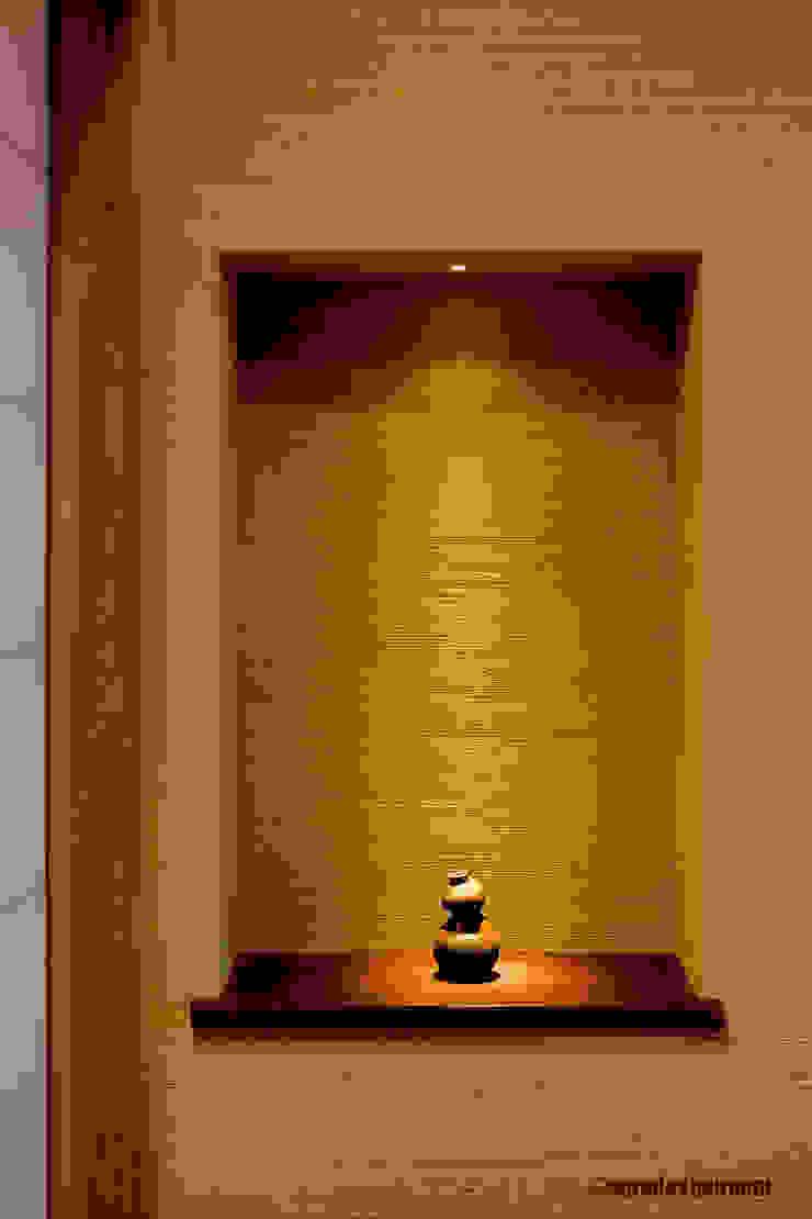 アグラ設計室一級建築士事務所 agra design room Walls & flooringPaint & finishes