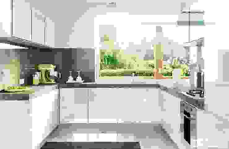 Dapur Modern Oleh Pracownia Projektowa ARCHIPELAG Modern