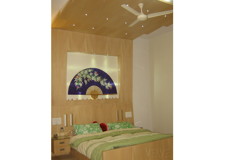 VILLA Country style bedroom by VERVE GROUP Country Engineered Wood Transparent