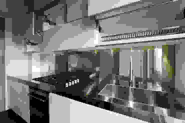 Cucina di Arredamenti Caneschi srl Moderno Ferro / Acciaio