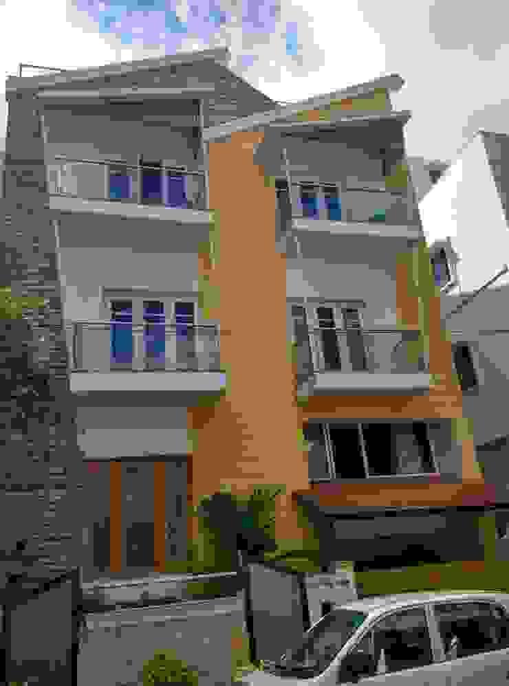 RESIDENCE Modern houses by VERVE GROUP Modern