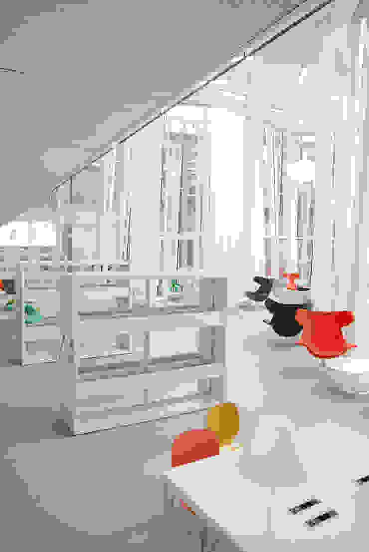 Médiathèque du Marsan - Mont-de-Marsan - França por iduna Moderno