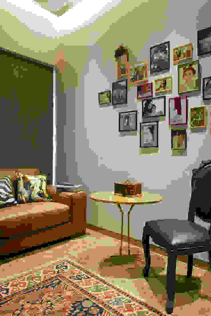 SM Apartment Modern living room by KdnD Studio LLP Modern
