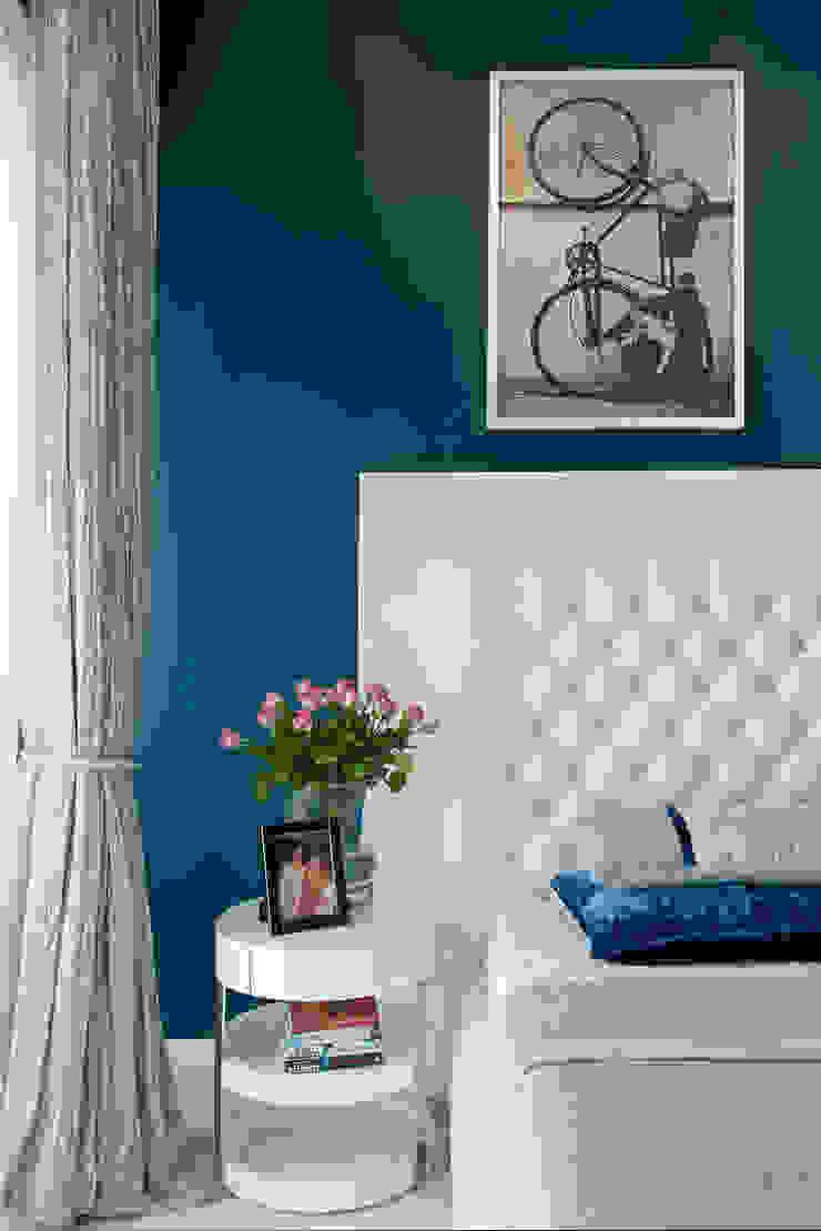 SM Apartment Modern style bedroom by KdnD Studio LLP Modern