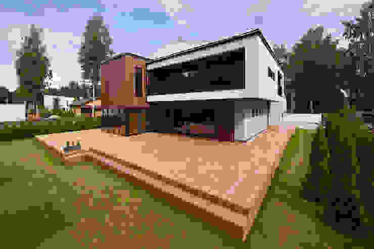 Minimalist Evler Heut Architects Minimalist