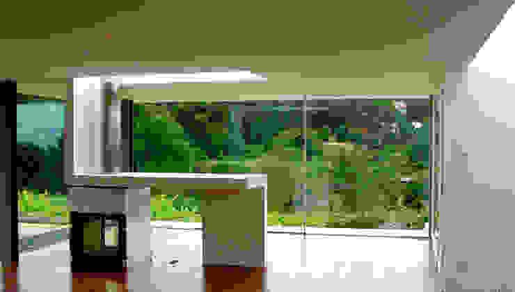 MANUEL CORREIA FERNANDES, ARQUITECTO E ASSOCIADOS Living room
